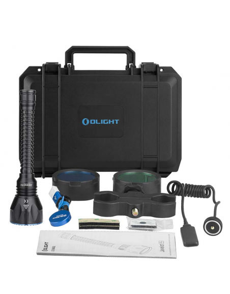 LINTERNA OLIGHT JAVELOT PRO 2100 LUM KIT DE CAZA