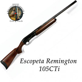 Escopeta Remington 105CTi Cal. 12