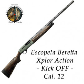 Escopeta Beretta Xplor Action - Kick OFF - Cal. 12