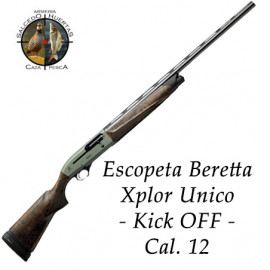 Escopeta Beretta Xplor Unico - Kick OFF - Cal. 12