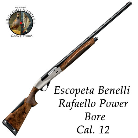 Escopeta Benelli Rafaello Power Bore Cal. 12