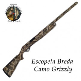 Escopeta Breda Camo Grizzly