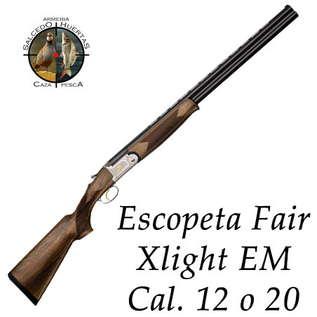Escopeta FAIR X LIGHT EM
