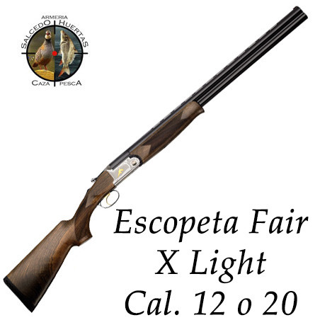 Escopeta FAIR X LIGHT