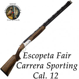 Escopeta FAIR CARRERA SPORTING Cal. 12